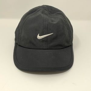Black Nike Infant Cap